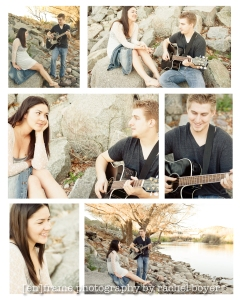 phoenix area lifestyle photography • engagement session