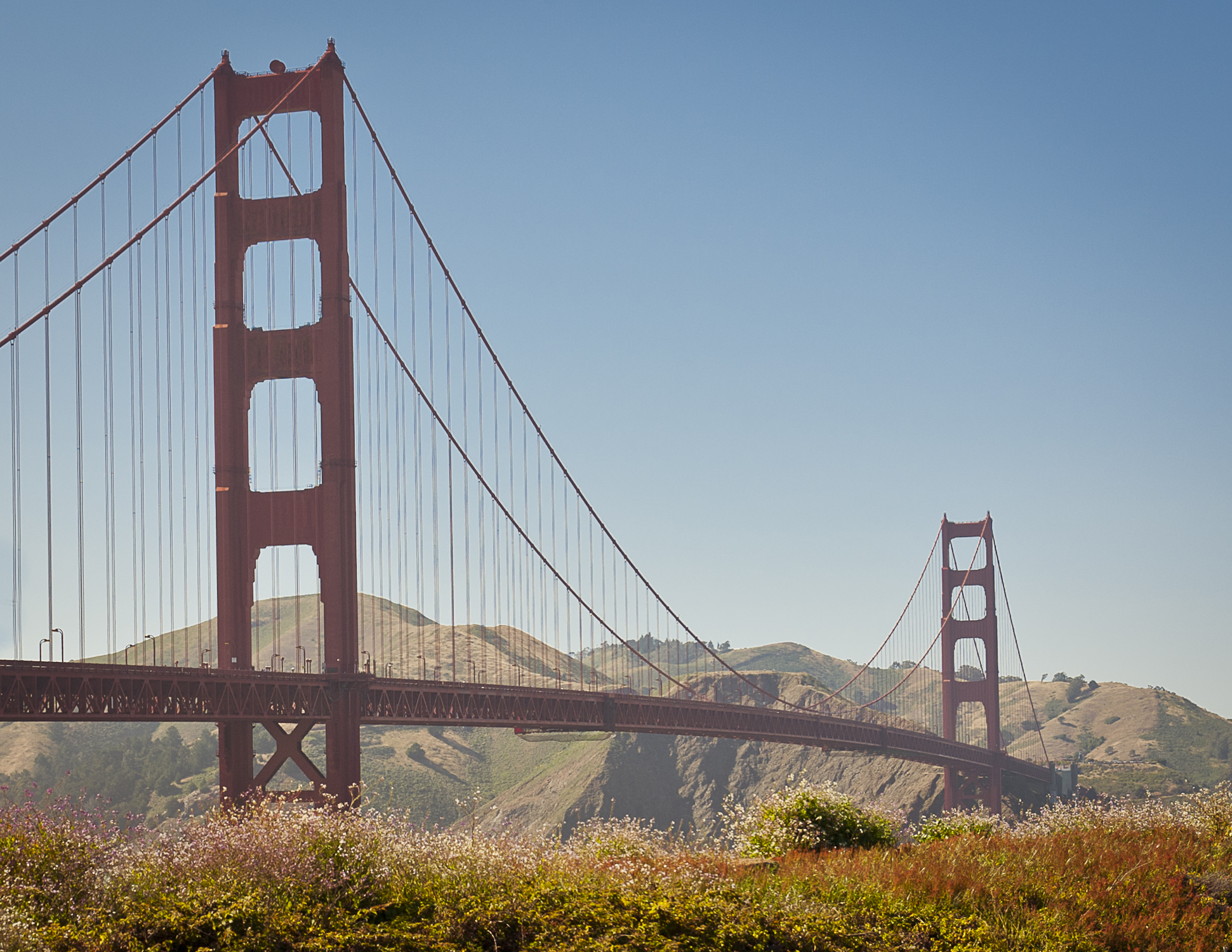 A new perspective photos of the golden gate bridge san for San francisco landscape