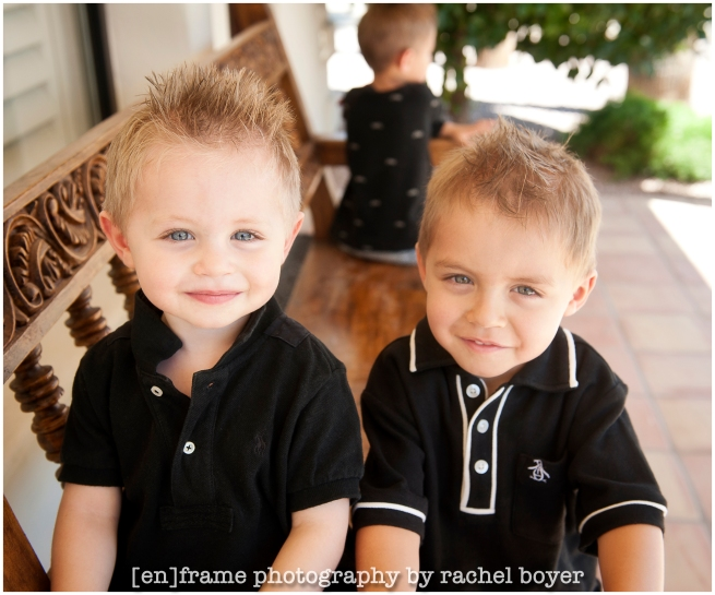 sibling photograph, brothers, family photography scottsdale arizona