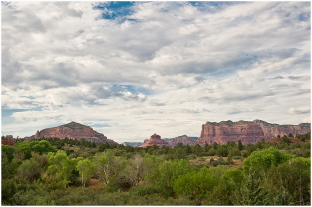 Sedona Vista, Landscape Photography, Arizona