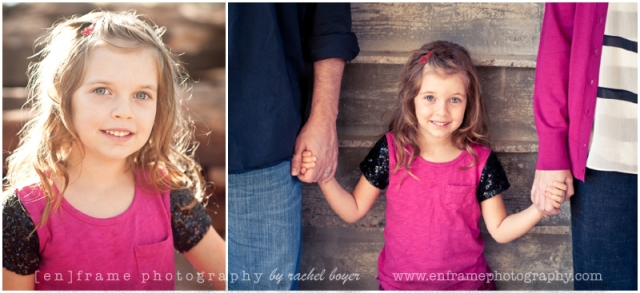 family photo session, child portraits
