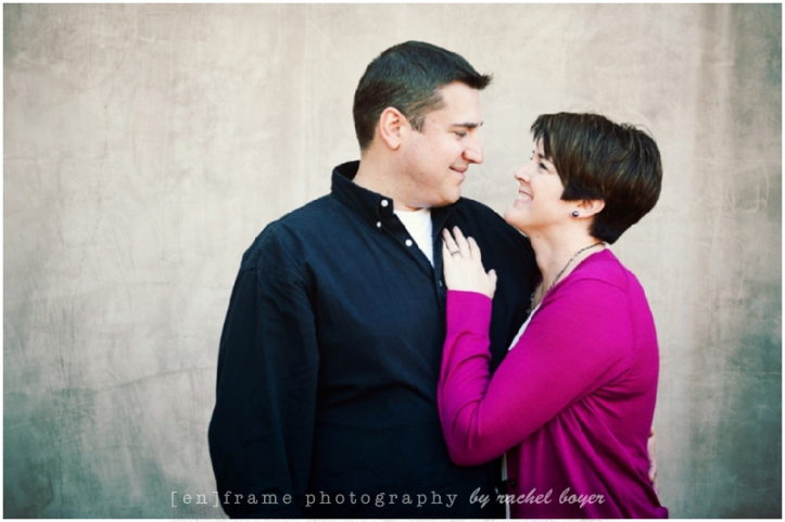 husband and wife; father and mother; couples portrait from a family photography session