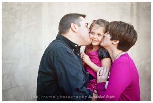 family of three, pose inspiration; family photo session