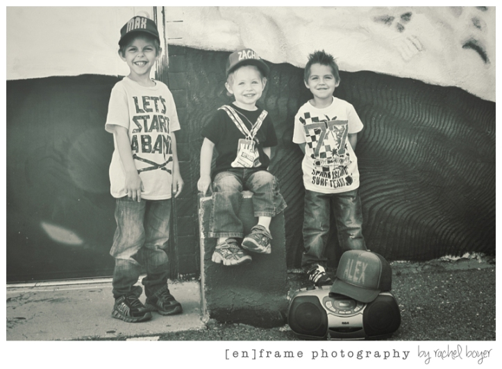 let's start a band; children and family photography, phoenix, arizona