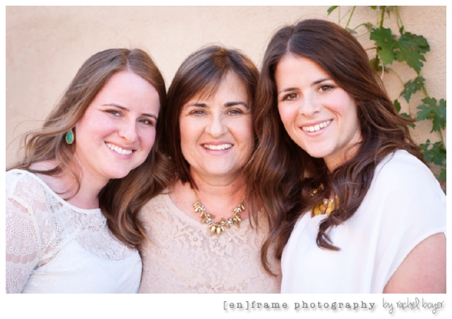 Scottsdale Arizona Family Portrait Photography, Mother and Daughters