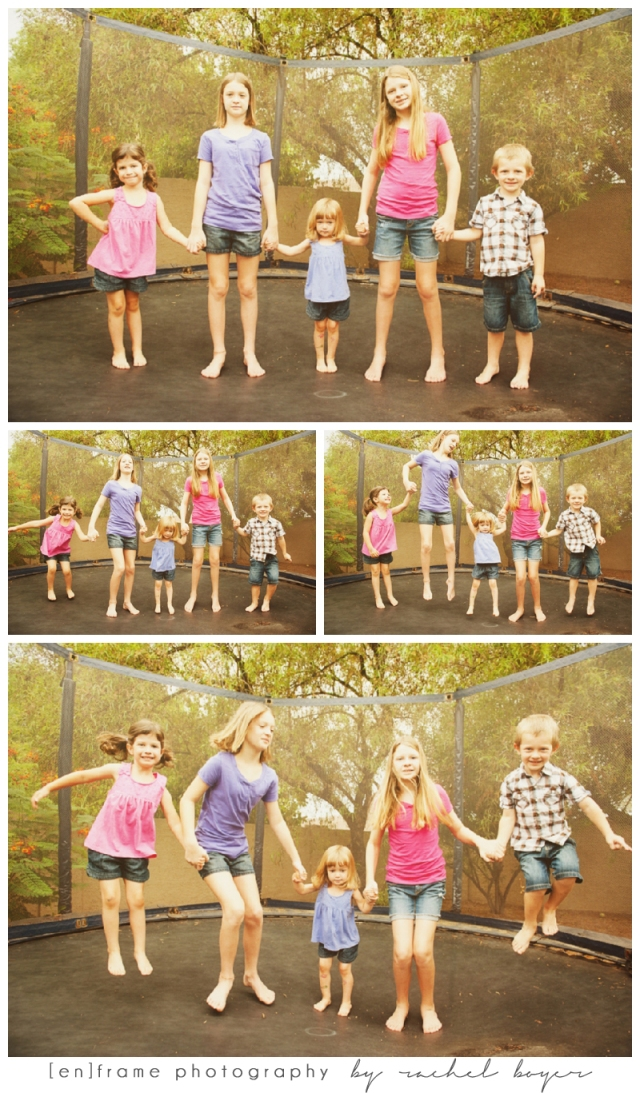 fun family photography; cousins photo session scotssdale, arizona