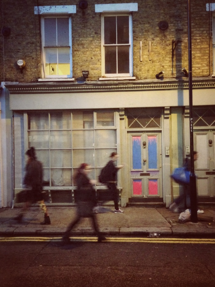 London iphoneography, Shoreditch, Street Photography, Travel Photography