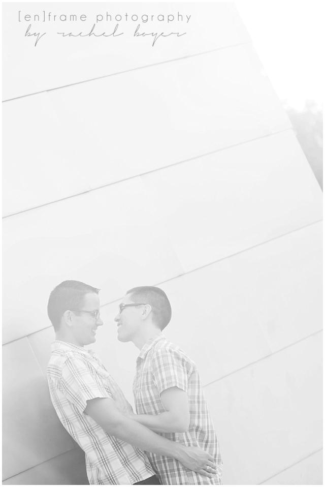 artistic couple's portrait, same sex couple portrait photography