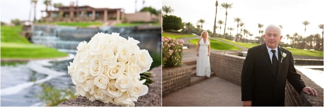 Scottsdale Arizona Wedding Photography, Gainey Ranch Golf Club Wedding Details