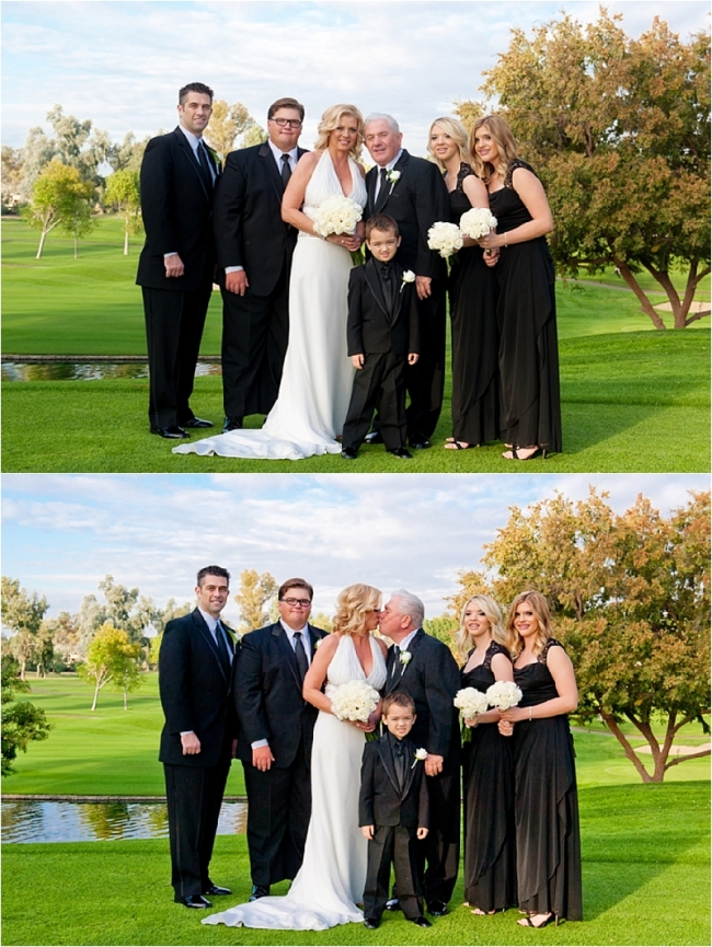 Wedding Party, Gainey Ranch Golf Club Scottsdale Arizona