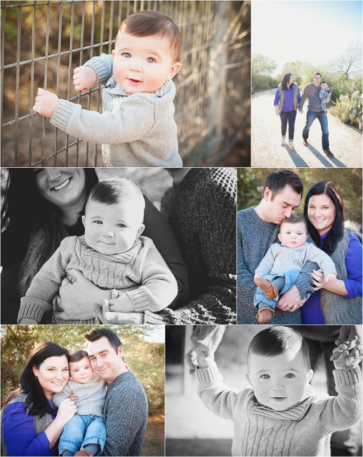 Parents and Child, Family Photography Scottsdale Arizona