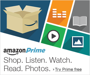 Free Trial of Amazon Prime courtesy of enframe photo and design