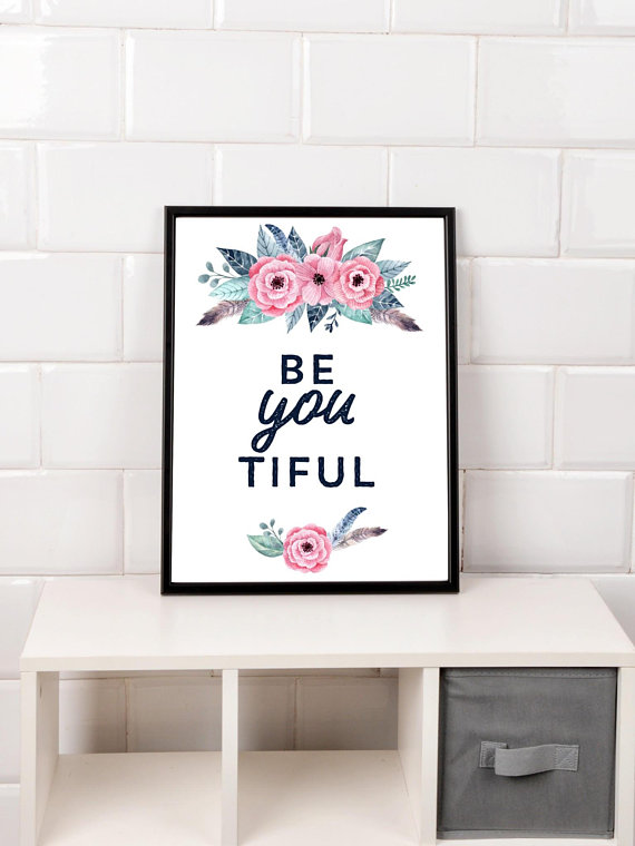 10 Empowering Prints for Your Baby Girl's Nursery