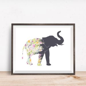 """Spring Elephant"" Design Benefits Elephant Conservation"