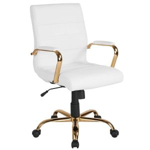 Chic Office Decor, Stylish Desk Chair