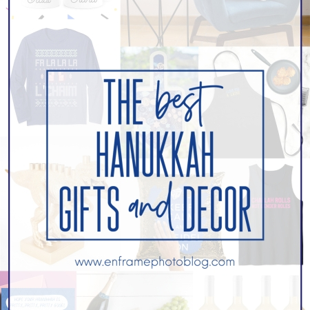 The best Hanukkah gifts and Hanukkah decor
